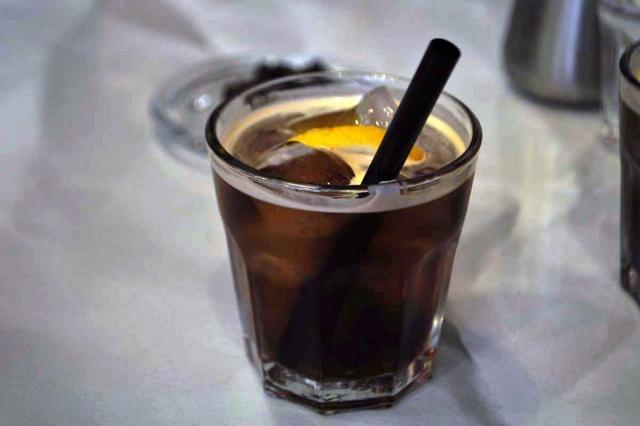 tamp & pull kávézó coca alternatív
