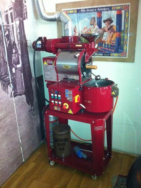 csészényi kávézó budapest pörkölő