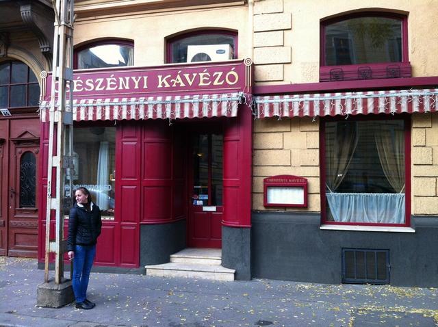 csészényi kávézó budapest portál