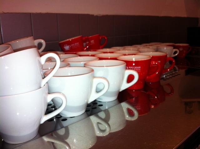 doggee barista oktatás molnár attilával csészék