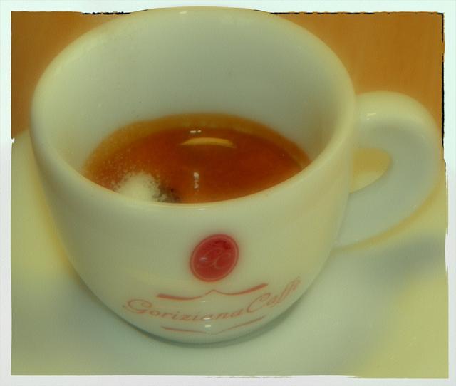 goriziana kávépörkölő eszpresszó