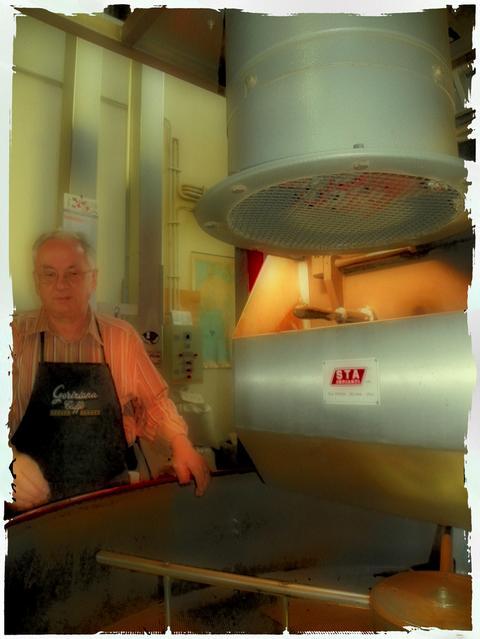 goriziana kávépörkölő pörkölő mester