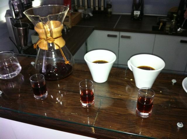 a kávé háza dripperek