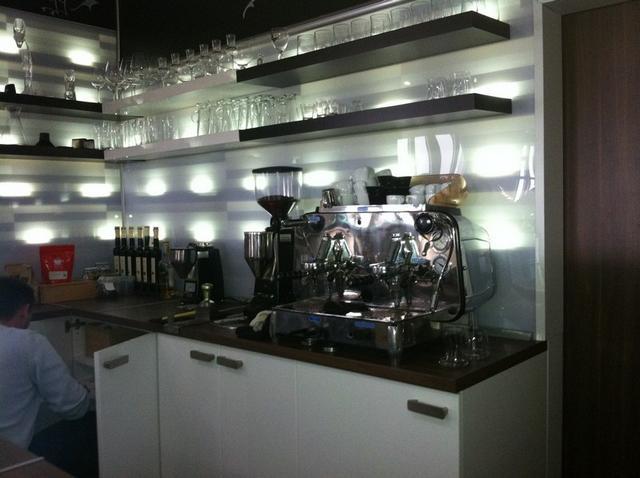 a kávé háza kávégép