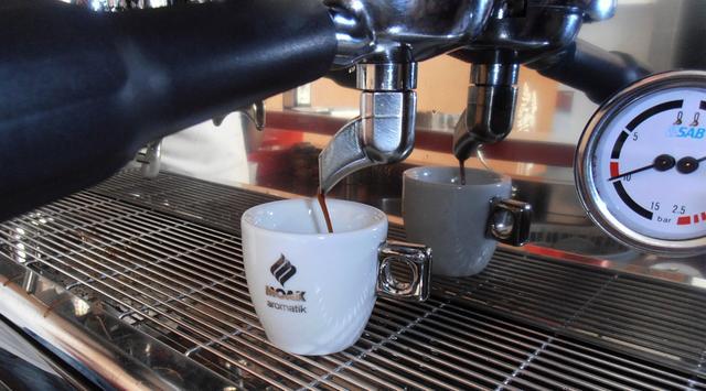 caffé moak aromatic espresso