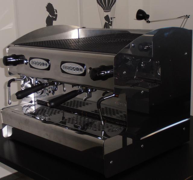 caffé moak kávégép