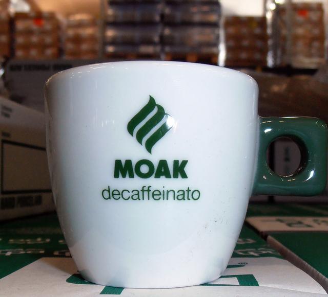 caffé moak csésze