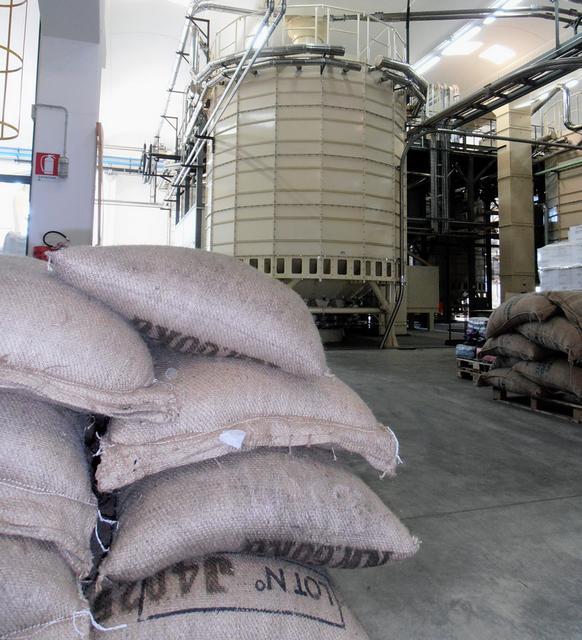 caffé moak siló és zöldkávé