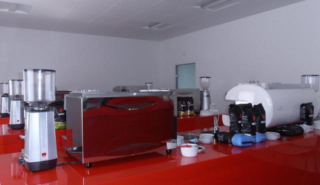 caffé moak oktató terem