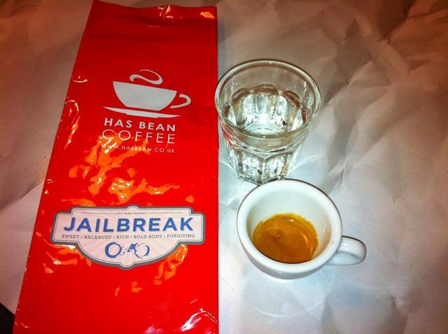 tamp & pull kávékorzó workshop jailbreak eszpresszó
