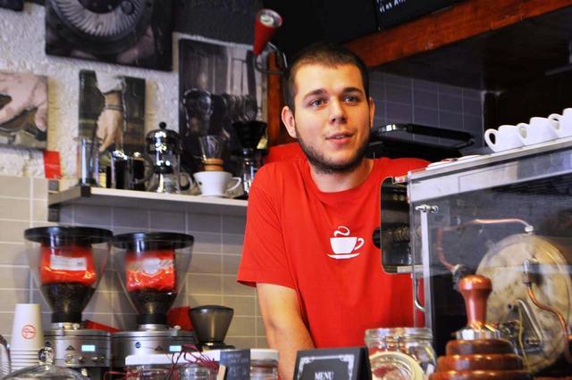 tamp & pull kávékorzó workshop török ádám