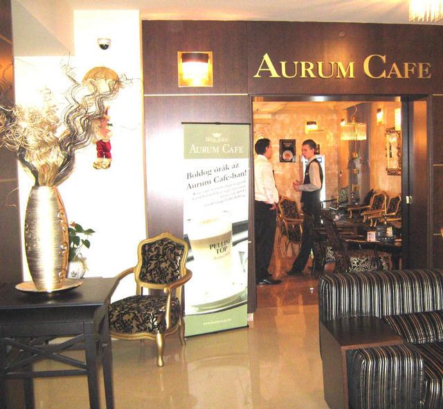 hotel aurum és a szilágyi kávézó tesztje