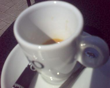 hütte cafe kávézó risztrettó