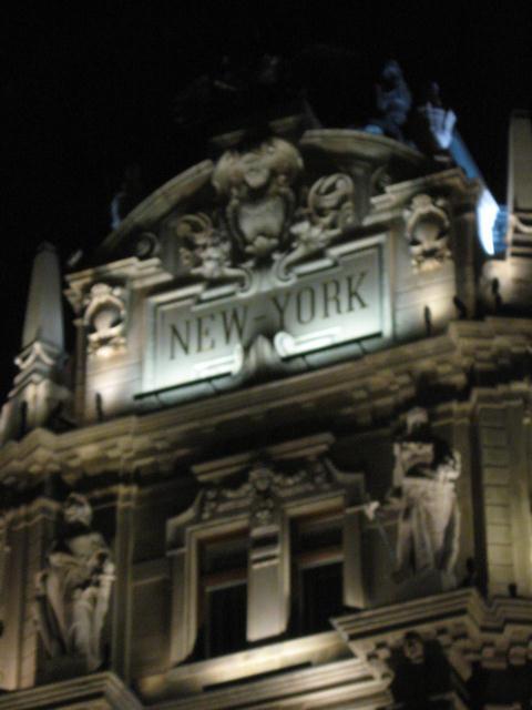 new york palota kávéház