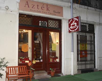 azték kávéház