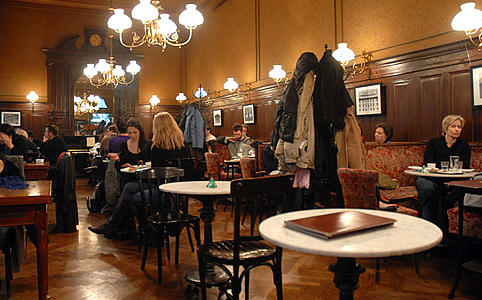 café sperl kávéház