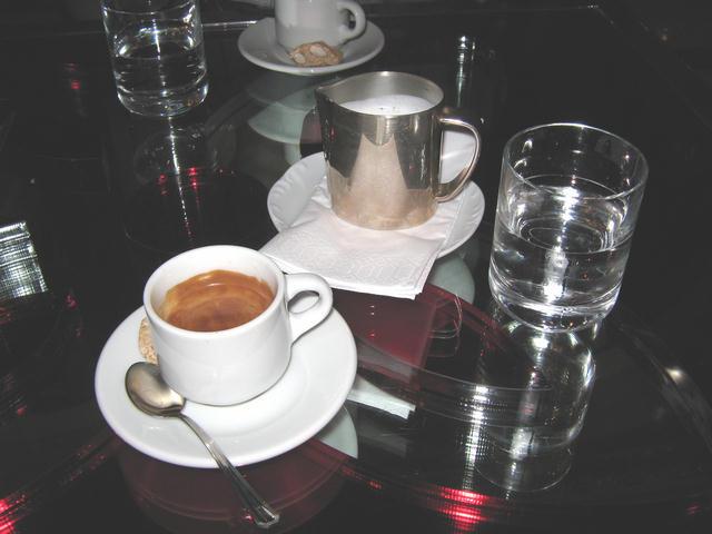 hausbrandt espresso
