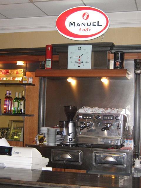 walzer kávézó hévíz palace hotel kávégép