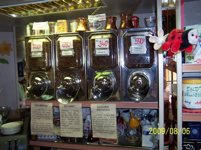 kapuczíner kávémanufaktúra győr kávéblendek