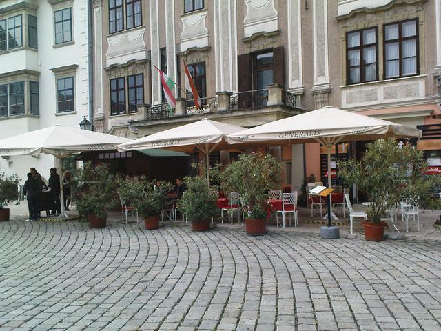sopron generális kávéház