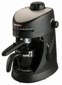alacsony nyomású kávéfőző