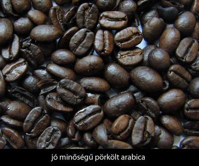 csúcson az arabika kávé ára