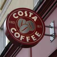 costa coffee kávézó nyílik budapesten