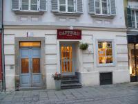 olasz kávézó graz belvárosában