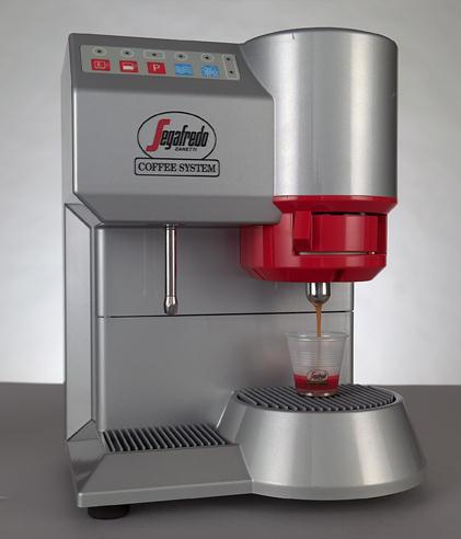 segafredo sz01 kávékapszulás készülék