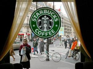 starbucks függyvény kávézó