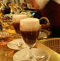 kávés desszertek