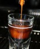 dohány ízesítésű espresso shot
