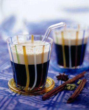 fűszeres-kólás kávé