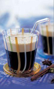 kólás kávé