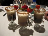 vodkás kávé, orosz kávé
