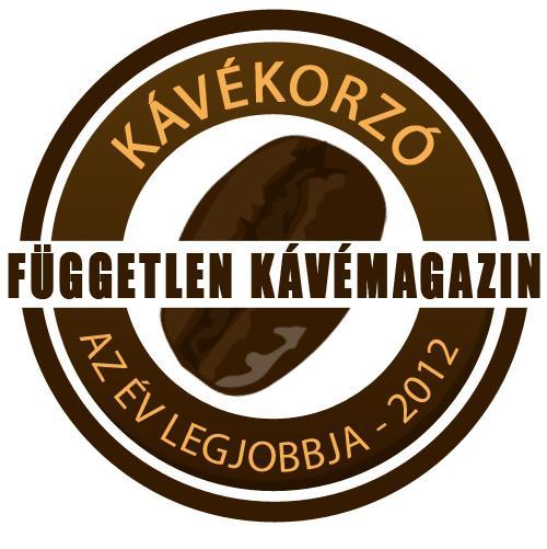 A kávés szakma legjobbjai verseny 2012
