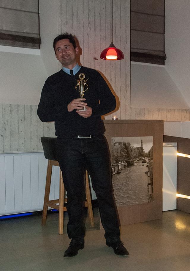 kávékorzó díjátadó 2012 Tóth Sándor
