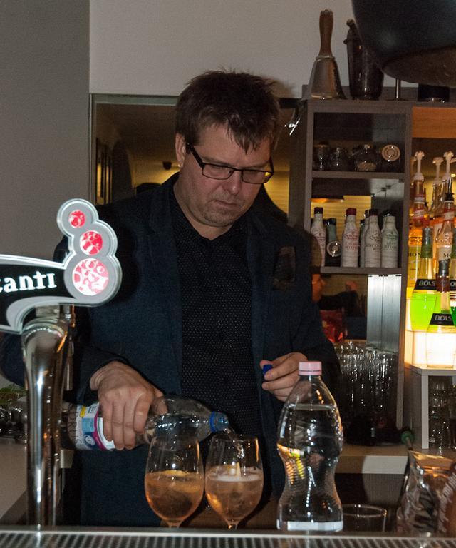 kávékorzó díjátadó 2012 Morafcsik Péter