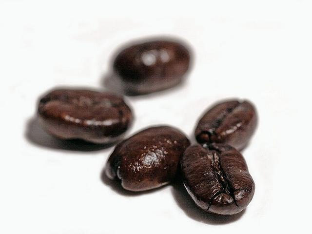koffeinmentes kávé kávébabok