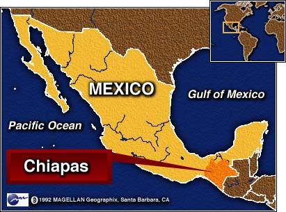 mexico chiapas kávétörténet