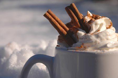 fűszeres forró csoki