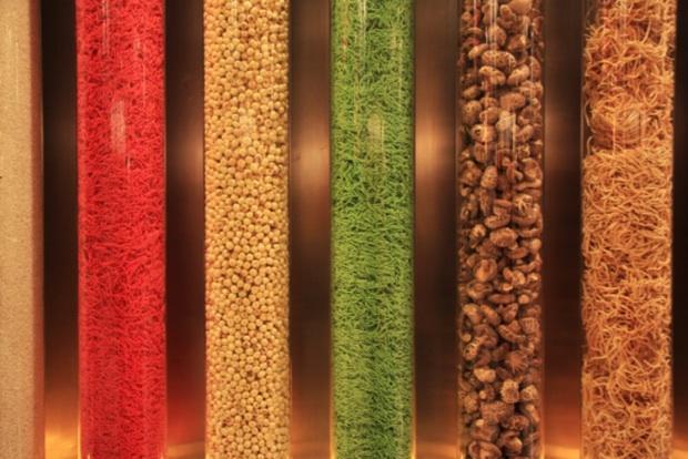 ízlelés és a színek