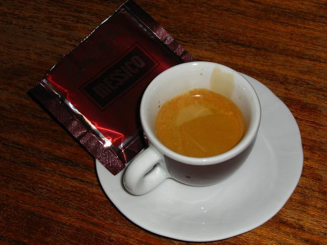 lucaffe messico kávé pod kávépárna eszpresszó