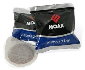 moak espresso bar podos kávé teszt csomagolás