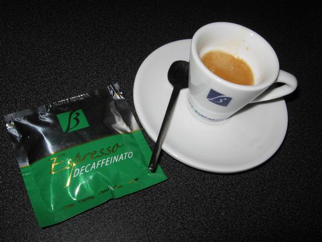 buscaglione decaffeinato koffeinmentes pod espresso