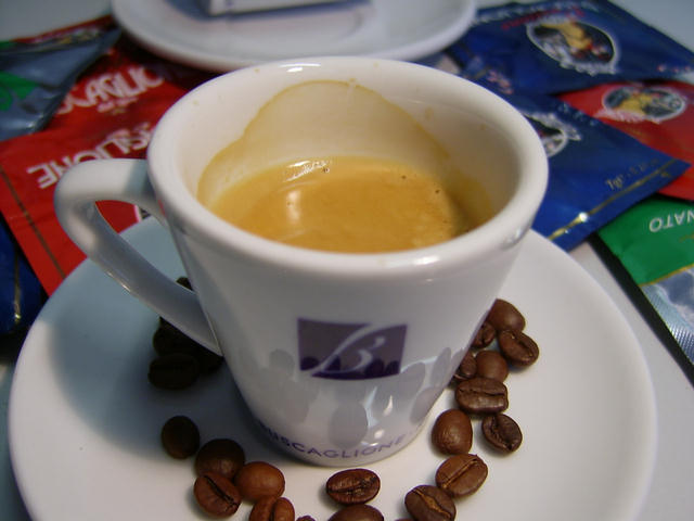 buscaglione decaffeinato koffeinmentes pod eszpresszó