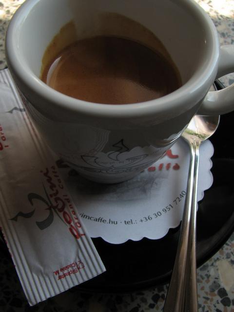 covim giada szemes kávé teszt csésze