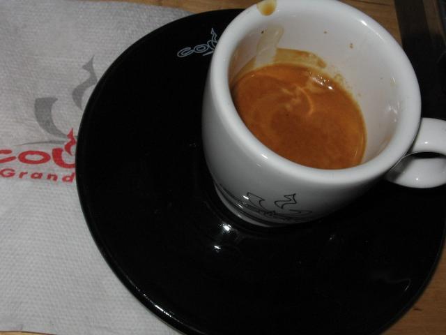 covim giada szemes kávé teszt eszpresszó