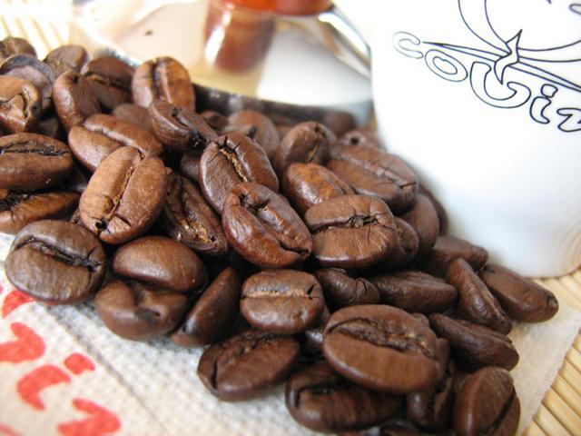 covim giada szemes kávé teszt kávébabok
