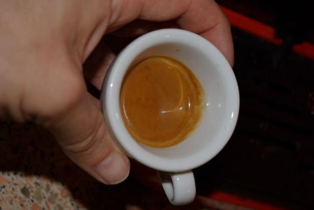 dock peller extra kávé krém